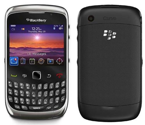 WhatsApp for BlackBerry 9300
