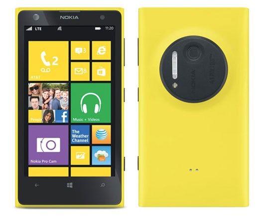 WhatsApp for Nokia Lumia 1020