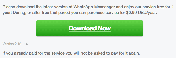 WhatsApp Android 2.12.114
