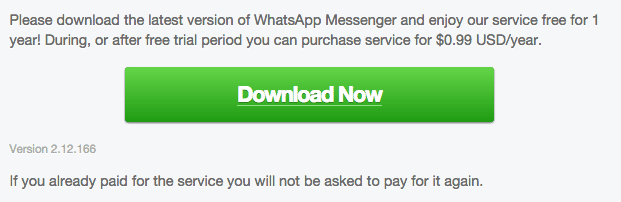 WhatsApp Android 2.12.166