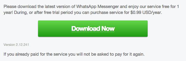 WhatsApp with Google Drive