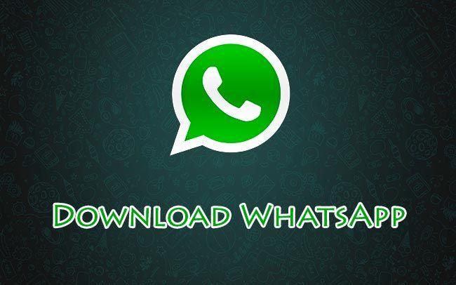 Download Free WhatsApp