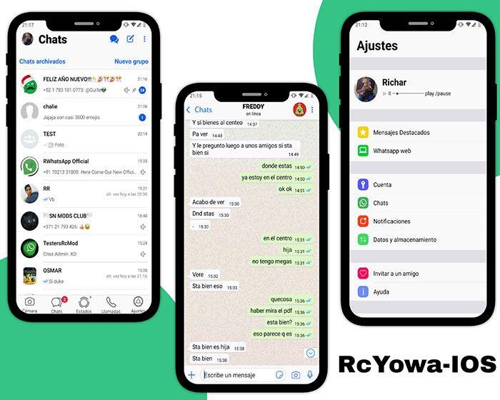image RC-YoWA iOS