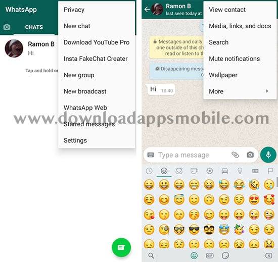 WhatsApp Base