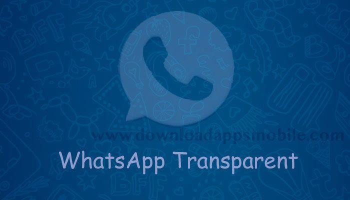 WhatsApp Transparent