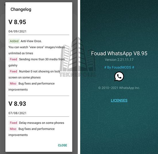 Fouad WhatsApp 8.95