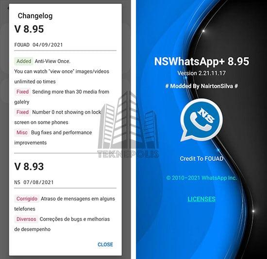 NSWhatsApp 8.95